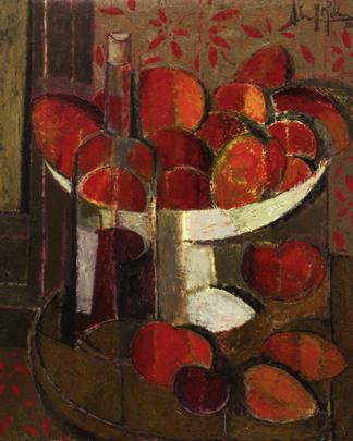 Frutos rojos, rojos